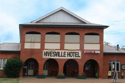 Hivesville Hotel
