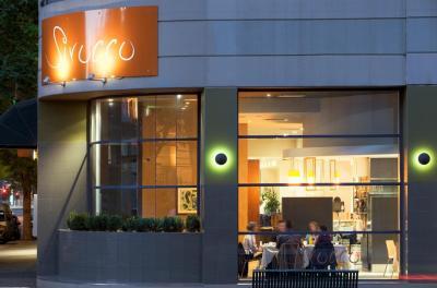 Sirocco Restaurant & Bar