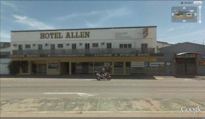 The Hotel Allen