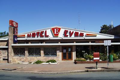 Hotel Eyre