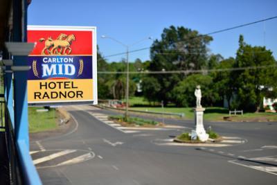 Hotel Radnor Blackbutt Qld