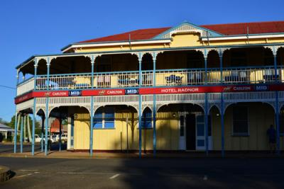 Hotel Radnor Blackbutt Qld