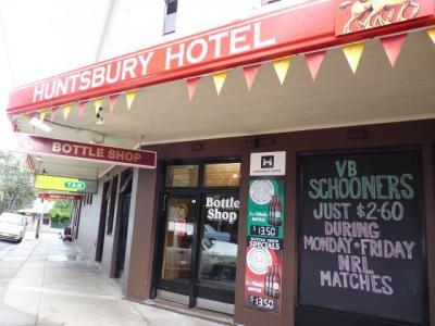 Huntsbury Hotel