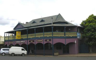 Imperial Hotel Dalby