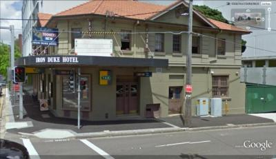 Iron Duke Hotel