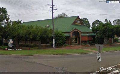 Jockey Club Hotel - image 1