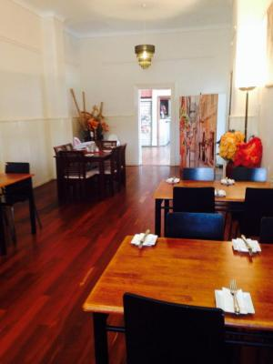 Dining room available for Private Booking