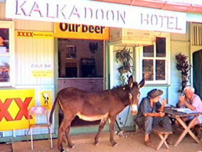 Kalkadoon Hotel