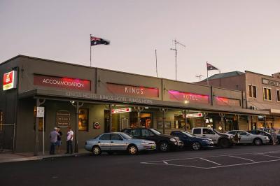 Kings Hotel - image 1