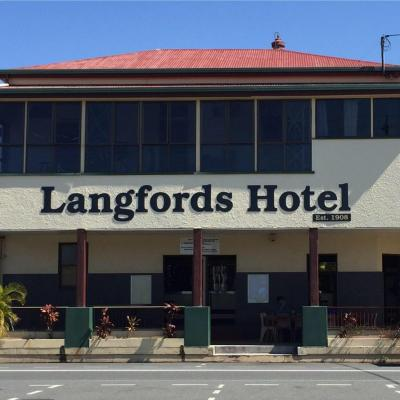 Langford's Hotel - image 1