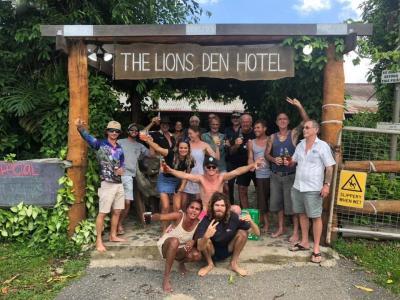 Lions Den Hotel - image 1