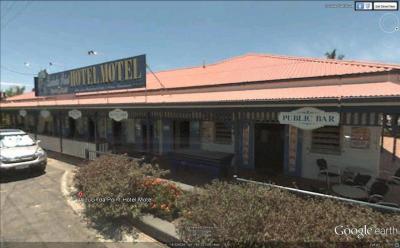 Lucinda Point Hotel - image 1