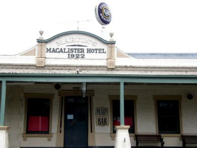 Macalister Hotel