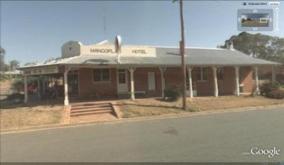 Mangoplah Hotel