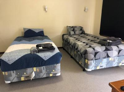 Accommodation Twin Room Marvel Loch