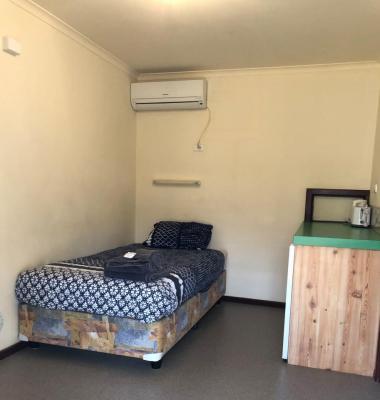 Accommodation Single Room Marvel Loch