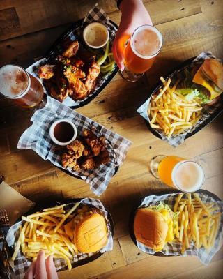 Mayfair Food, Burgers & Beers