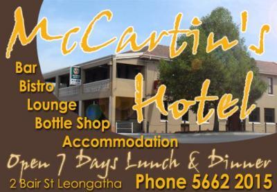 McCartins Hotel