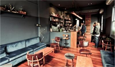 Mechanics' Institute Bar - image 1