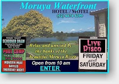 Moruya Waterfront Hotel Motel