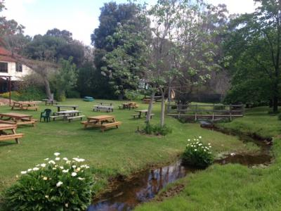 Mount Helena Tavern & Restaurants Beergarden at its Best