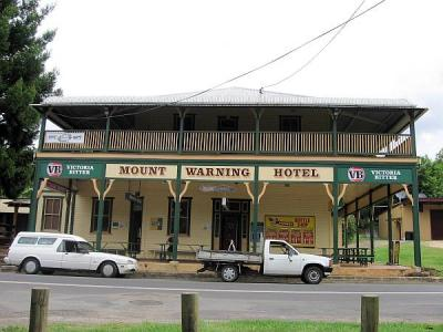 Mount Warning Hotel