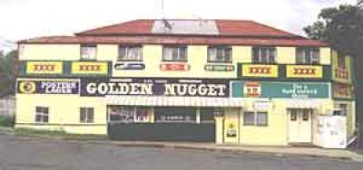 Mt Morgan Golden Nugget Hotel