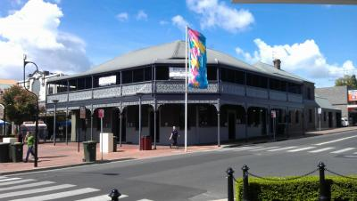 """The New England Hotel """"The Newie"""""""