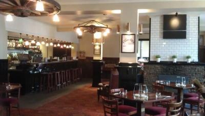 The Brasserie - Cocktails & Wine bar