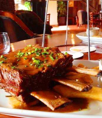 12 hour Slow Braised Beef Ribs
