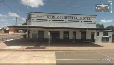 New Occidental Hotel