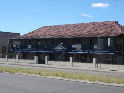 North Wollongong Hotel