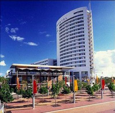 Novotel Amp Ibis Hotel Sydney Olympic Park HOMEBUSH BAY