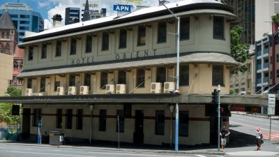 Orient Hotel - image 1