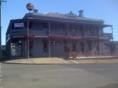 Oriental Hotel - image 1