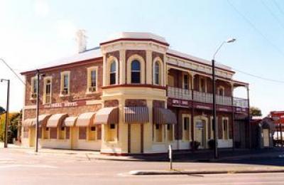 Pastoral hotel port augusta sa pub info publocation - Accommodation port adelaide south australia ...