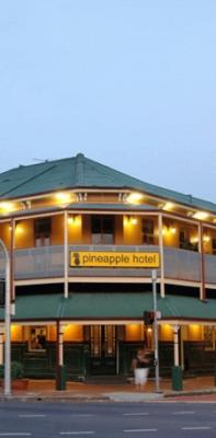 Pineapple Hotel