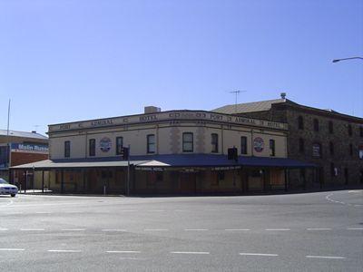 Port Admiral Hotel