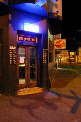 Public Bar Hotel