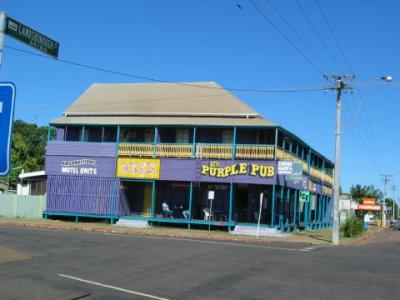 The Purple Pub
