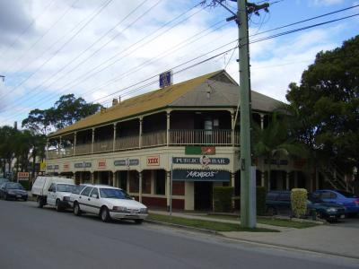 Queensport Tavern - image 1