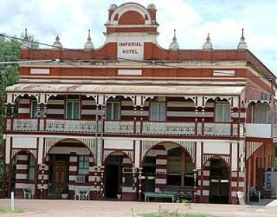 Ravenswood's Historic Imperial Hotel (nq) Pty Ltd - image 1
