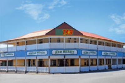 Red Beret Hotel