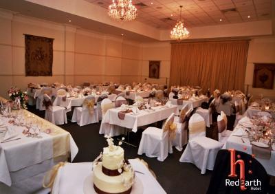 RedEarth Hotel Function and Wedding Ballroom