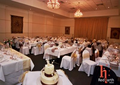 RedEarth Hotel Function and Wedding Ballroom