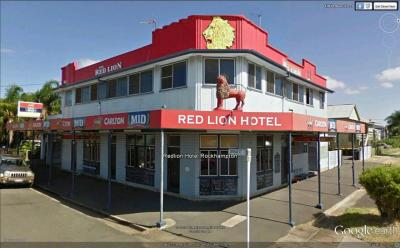 Red Lion Hotel - image 1