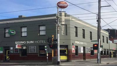 Rising Sun Hotel Richmond Melbourne