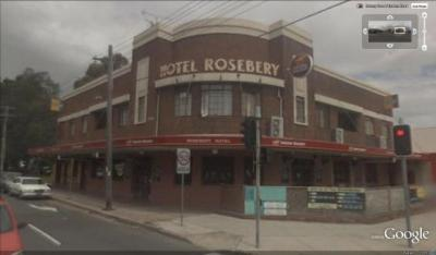 Rosebery Hotel
