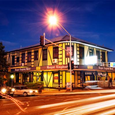 Royal English Hotel - image 1