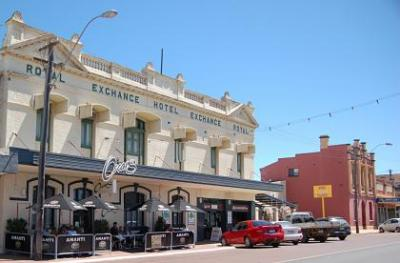 Royal Exchange Hotel